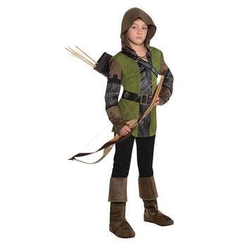Imagens de Disfraz Robin Hood (Talla 6-8 años)