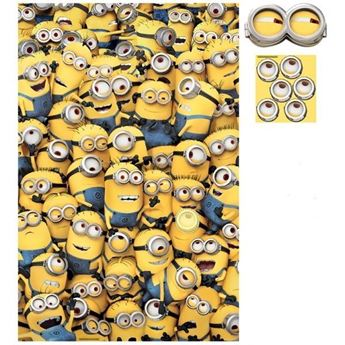 Picture of Juego de pared Minions