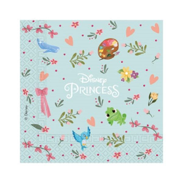 Imagens de Servilletas Princesas Dreams (20)