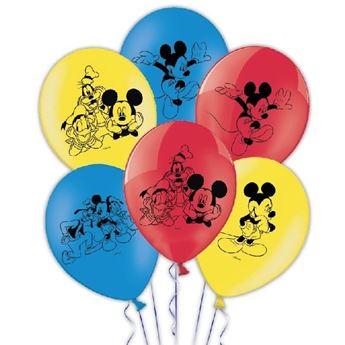 Imagen de Globos Mickey (6)
