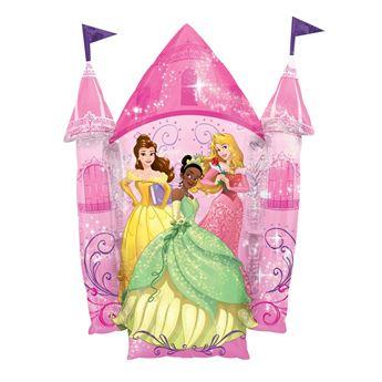 Imagen de Globo castillo princesas Disney