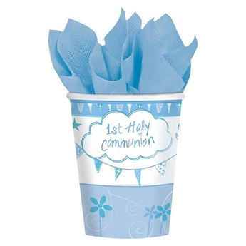 Imagen de Vasos comunión azul iglesia  (8)