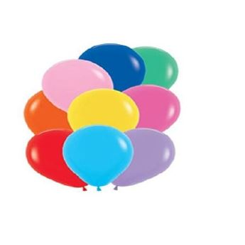 Picture of Globo colores surtido standar (50)
