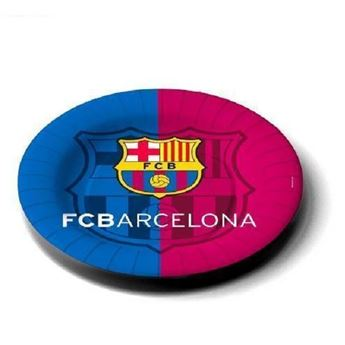 Picture of Platos FC Barcelona (8)
