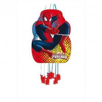 Picture of Piñata Spiderman mediana