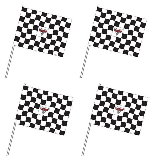 Imagens de Bandera fin de carrera Cars (4)