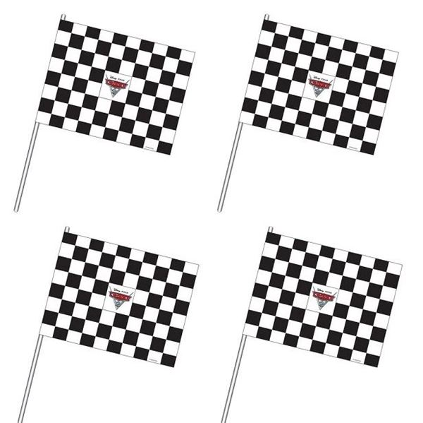 Picture of Bandera fin de carrera Cars (4)