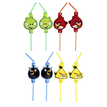Picture of Pajitas Angry Birds (8)