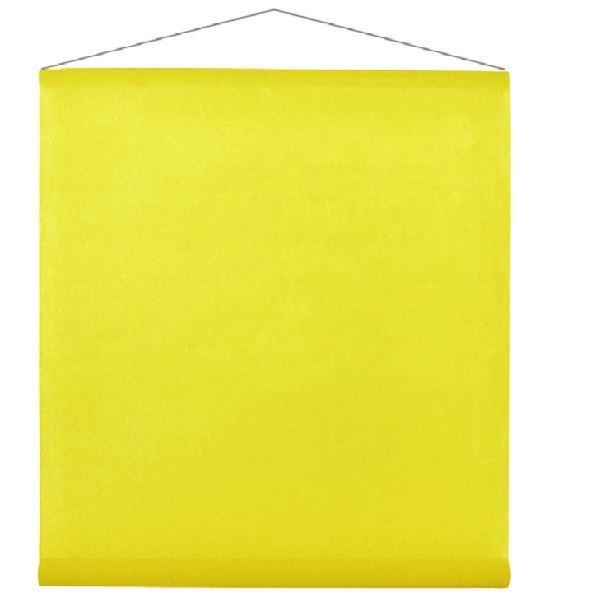 Picture of Decoración tela amarilla 12m