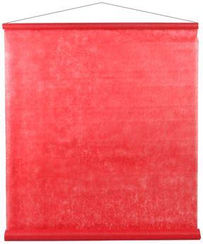 Imagen de Decoración tela roja 12m
