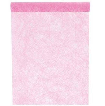 Imagen de Camino de mesa rosa fanon (5m)