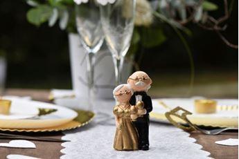 Picture of Figura aniversario bodas oro