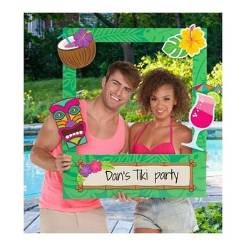 Picture of Marco photocall hawaii para personalizar