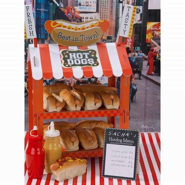 Picture of Stand Hot dog o Palomitas