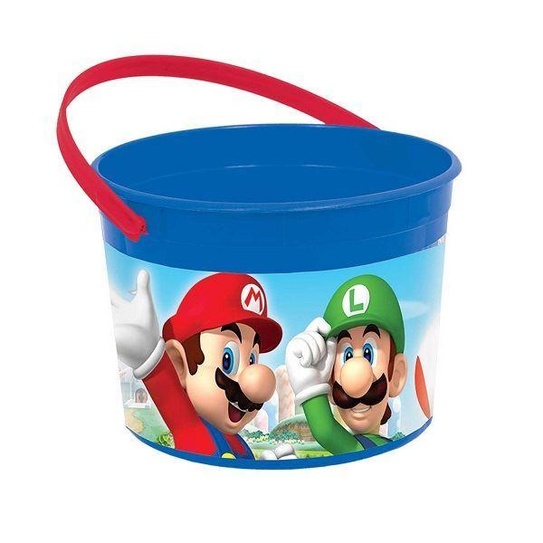 Picture of Cubo plástico Super Mario Bros