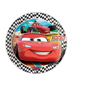 Picture of Platos Cars & Friends grandes (8)