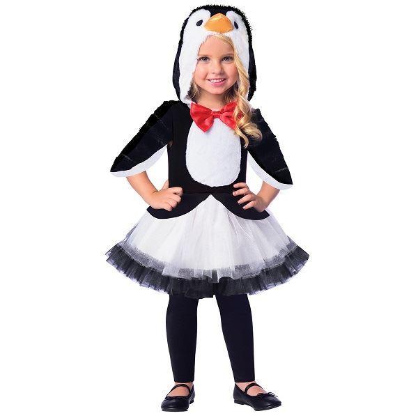 Imagens de Disfraz Pingüino infantil (Talla 4-6 años)