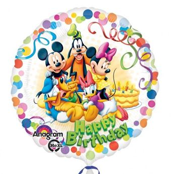 Picture of Globo Mickey Mouse y amigos