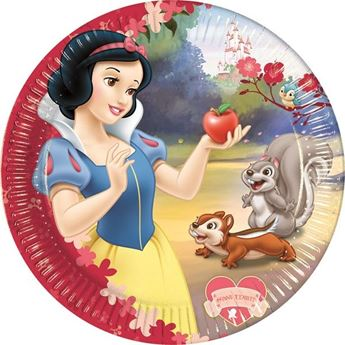 Imagens de Platos Blancanieves Disney pequeños (10)