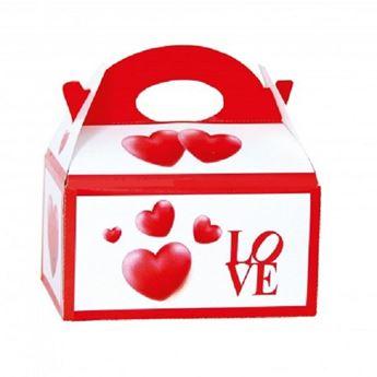 Imagen de Caja love roja (12)