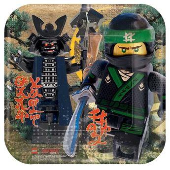 Picture of Platos grandes LEGO Ninjago (8)