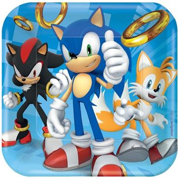 Picture for category Cumpleaños de Sonic