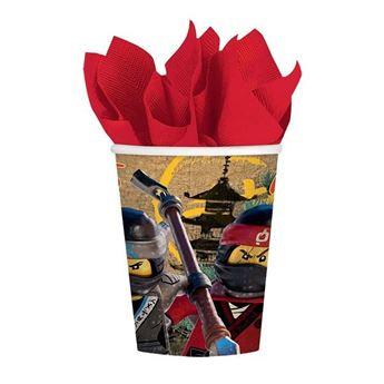 Picture of Vasos LEGO Ninjago (8)