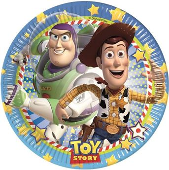 Picture of Platos Toy Story divertidos 23cm (8)