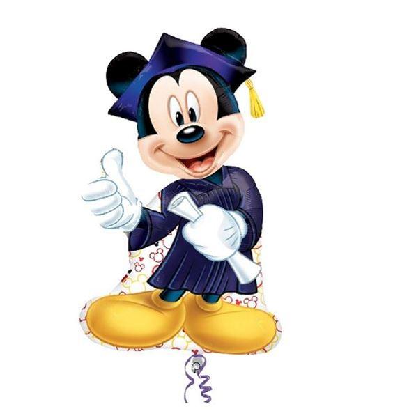 Picture of Globo Mickey Graduado