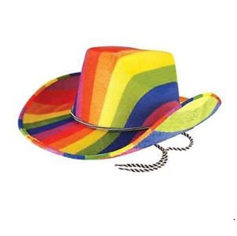 Picture of Sombrero vaquero arcoiris