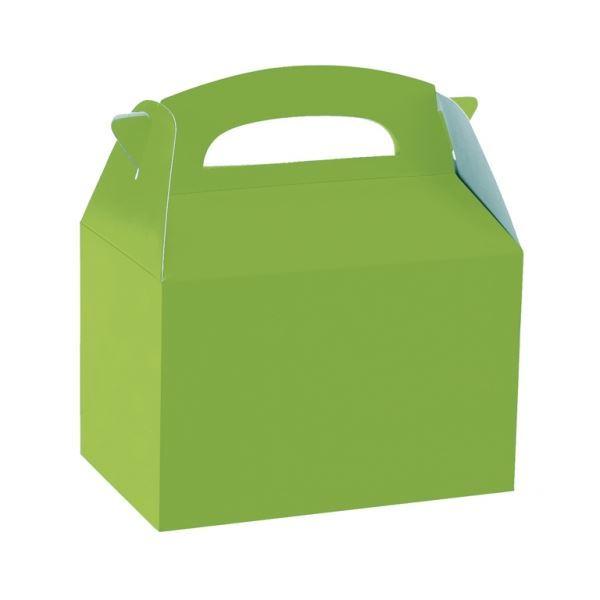 Imagens de Caja verde lima