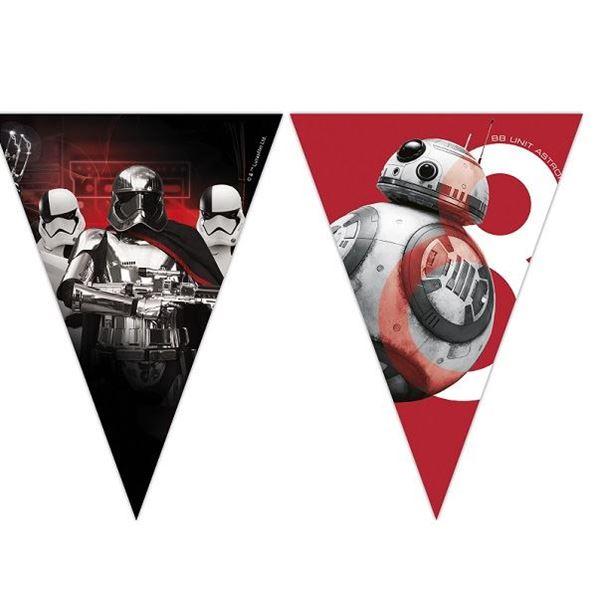 Imagen de Banderín Star Wars Último Jedi