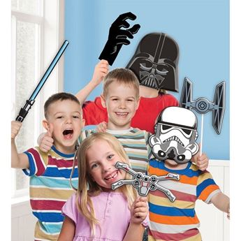 Imagens de Accesorios photocall Star wars (10)