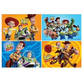 Picture of Juguete puzzle Toy Story (4)