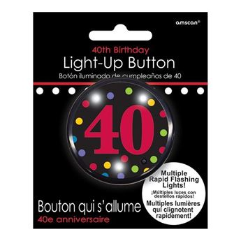Imagens de Chapa 40 años con luces