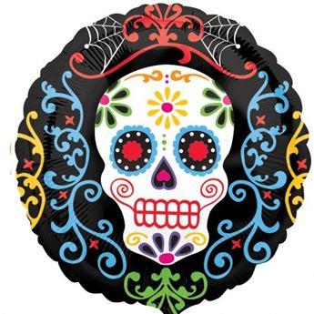 Imagen de Globo Día de los Muertos