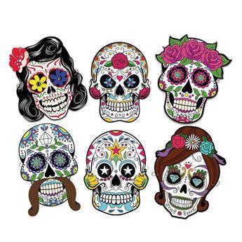 Imagen de Caretas Día de los Muertos (6)