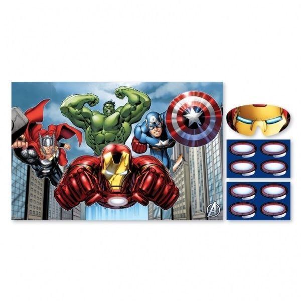 Imagens de Juego de pared Vengadores