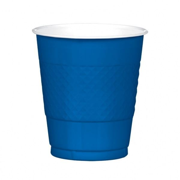 Picture of Vasos azul marino plástico (10)