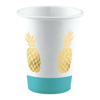 Picture of Vasos Piña 250ml (8)