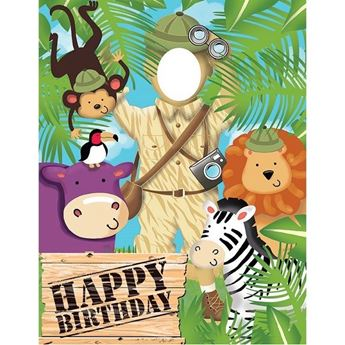 Imagens de Photocall safari póster pared