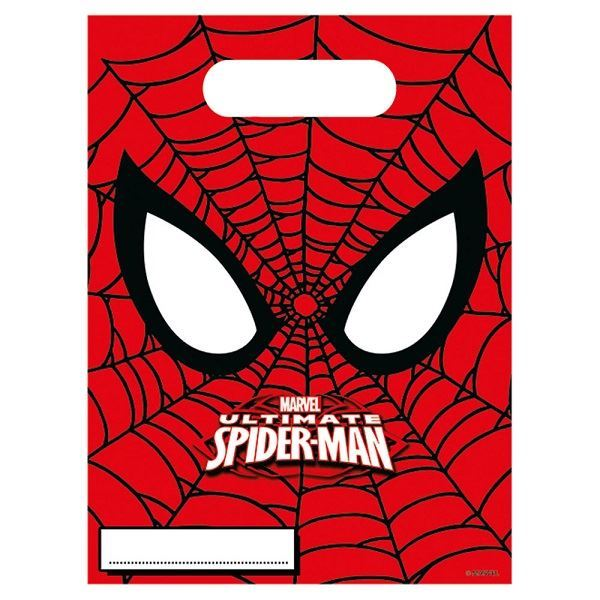 Imagen de Bolsas Spiderman (6)