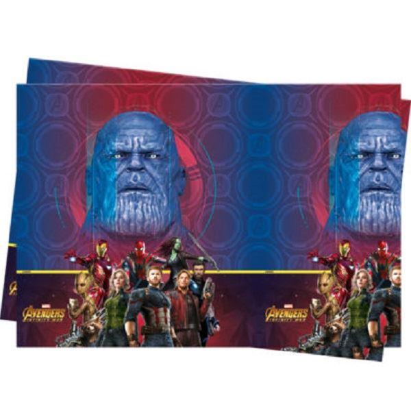 Mantel Vengadores Infinity War Por Solo 4 45 Tienda Online