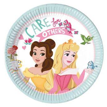 Imagen de Platos Princesas Disney Dulces sueños pequeños (8)