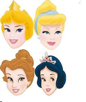 Imagen de Máscaras Princesas Disney (6)