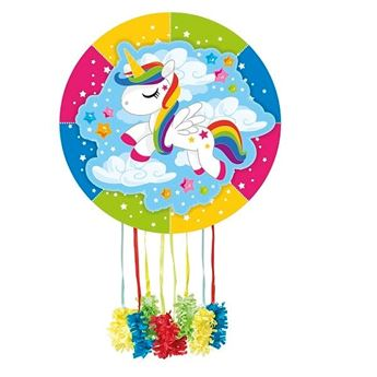 Picture of Piñata unicornio party
