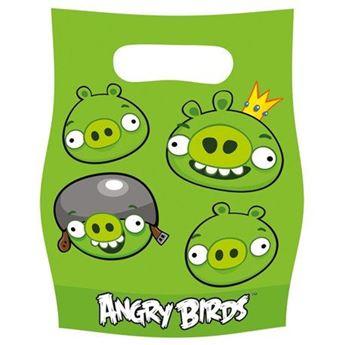 Imagen de Bolsa chuches Angry Birds (6)