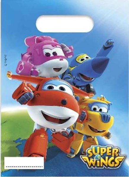 Picture of Bolsas chuches Super Wings (6)