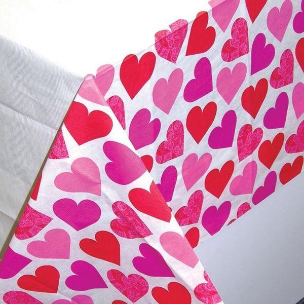 Imagens de Mantel corazones papel