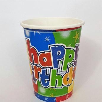 Imagens de Vasos Happy Birthday colores (8)